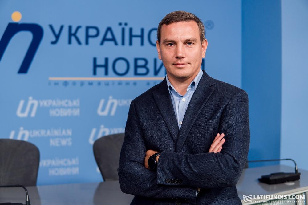 Дмитрий Скорняков, генеральный директор агрохолдинга HarvEast