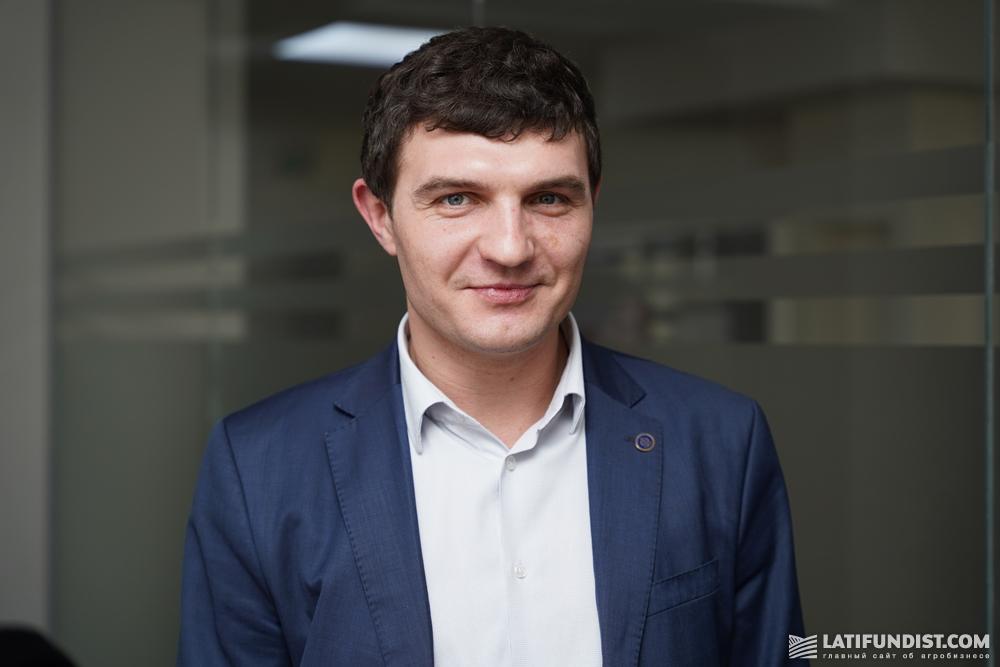 Андрей Пославский, руководитель отдела продаж «Завода «Фрегат»