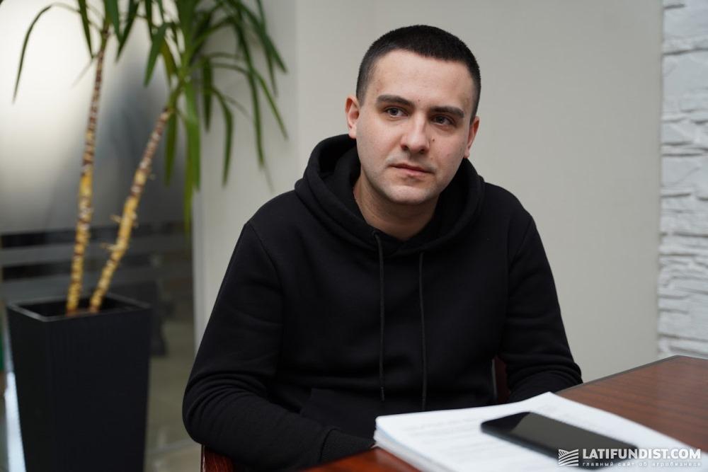 Богдан Никифоров, директор отдела продаж техники и оборудования Dairy Global Experts