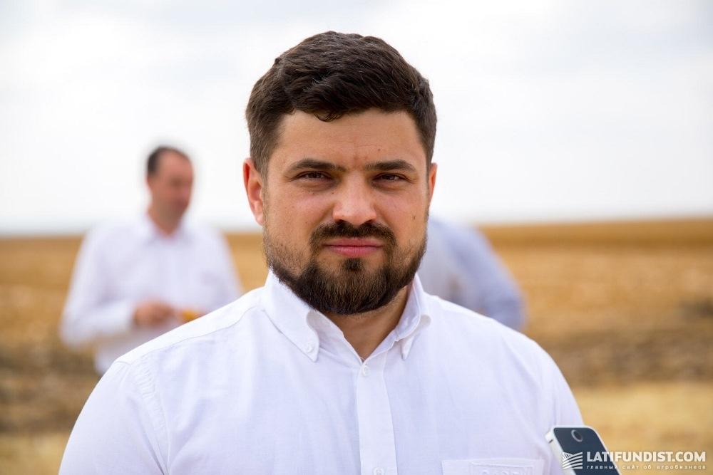 Виктор Черняк, руководитель Северного филиала компании ТД «Агроальянс»