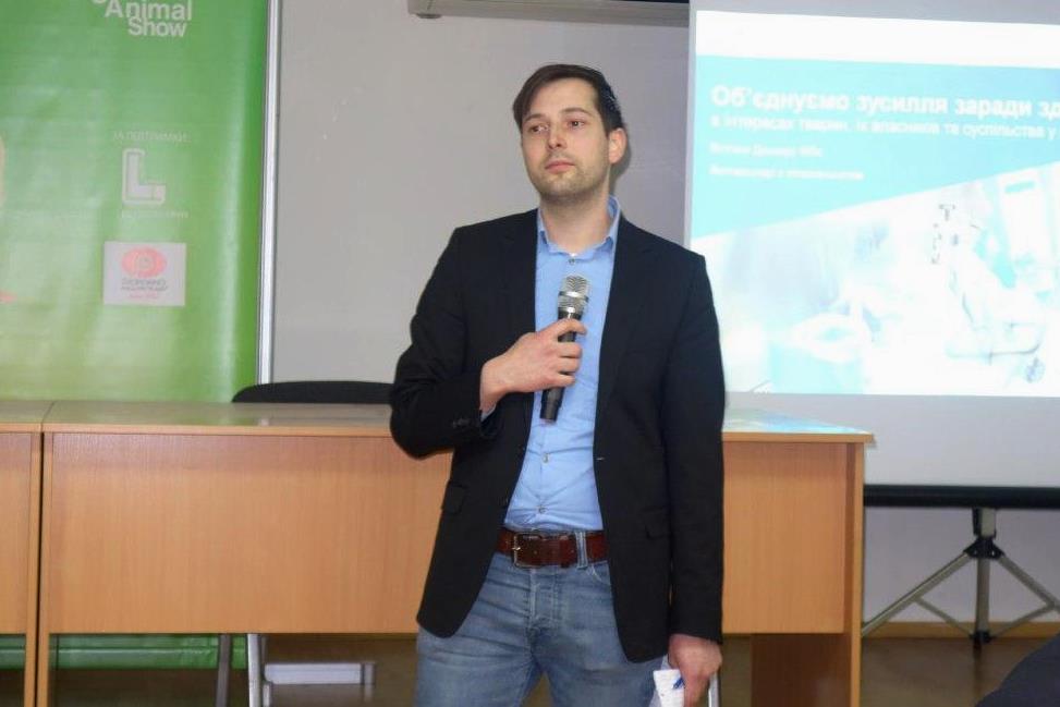 Виллем Деккерс, ветеринар по птицеводству Royal GD компании «GD Animal Health»