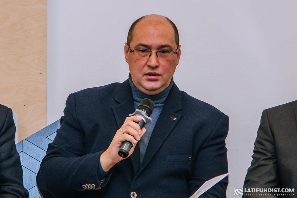 Виталий Башинский, координатор проекта Продовольственной и сельскохозяйственной организации ООН (ФАО)