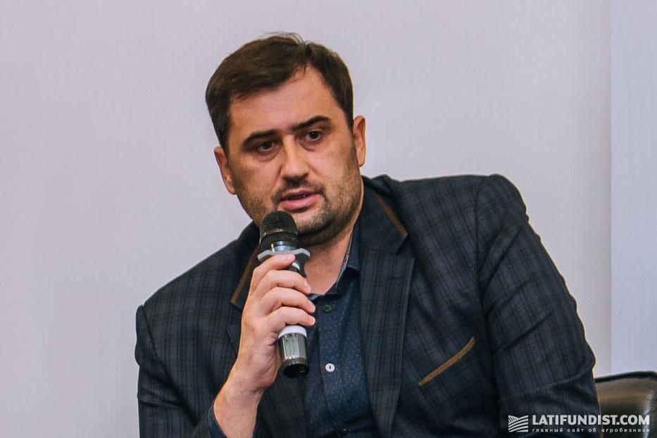 Николай Фурсов, врач ветеринарной медицины агрохолдинга МХП