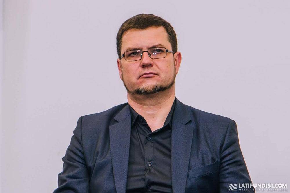 Николай Мороз, генеральный директор Директората безопасности и качества пищевой продукции Министерства аграрной политики и продовольствия Украины