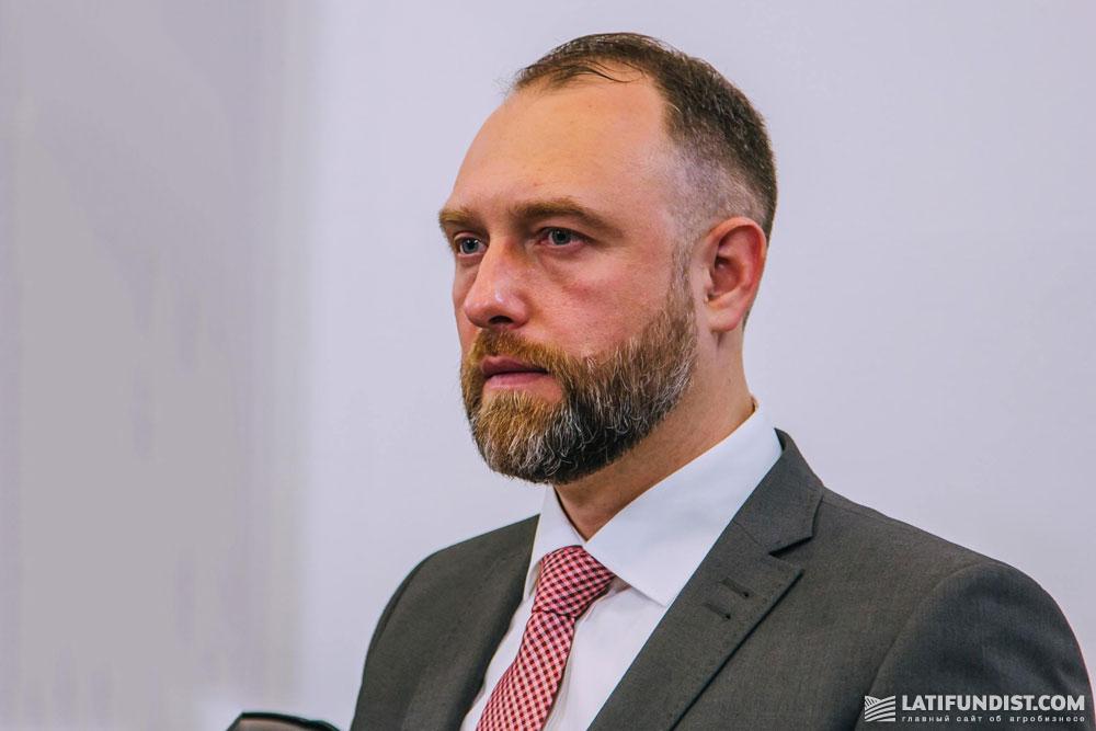 Артем Скрипник, консультант Европейского регионального бюро ВОЗ