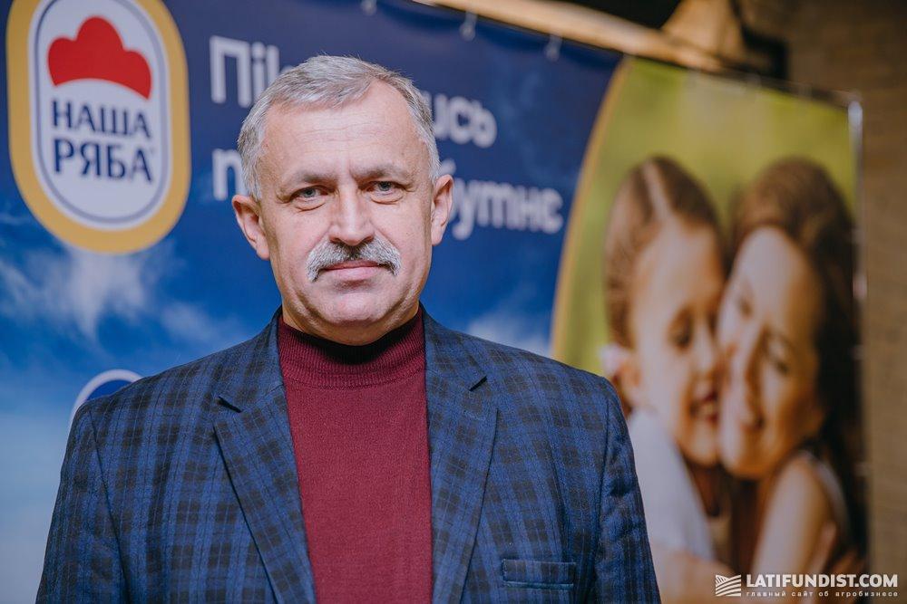 Борис Кобаль, главный ветеринарный врач Украины
