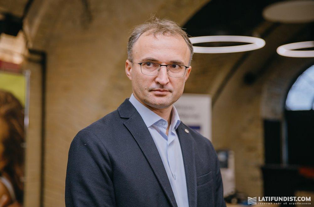 Сергей Карпенко, исполнительный директор Ассоциации «Союз птицеводов Украины»
