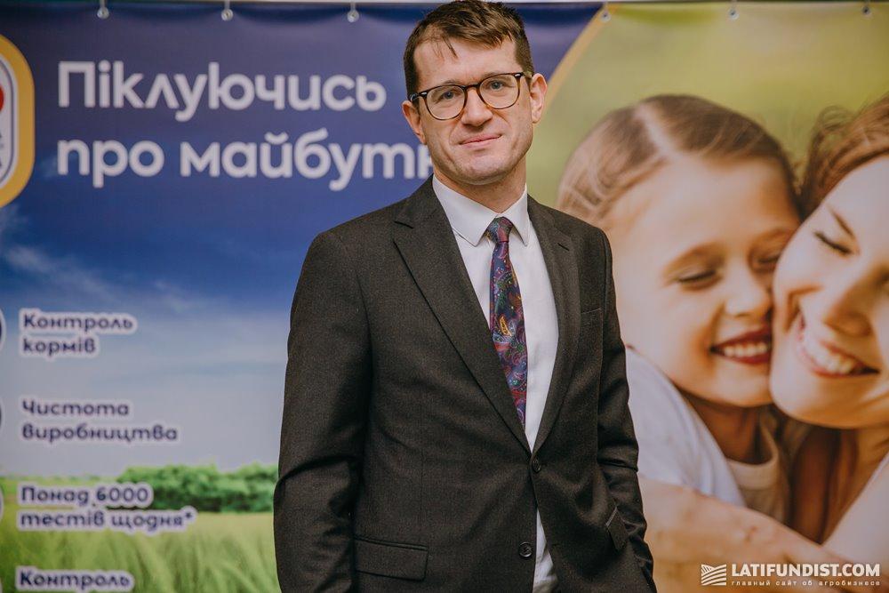 Василий Говгера, аналитик отдела агробизнеса ЕБРР