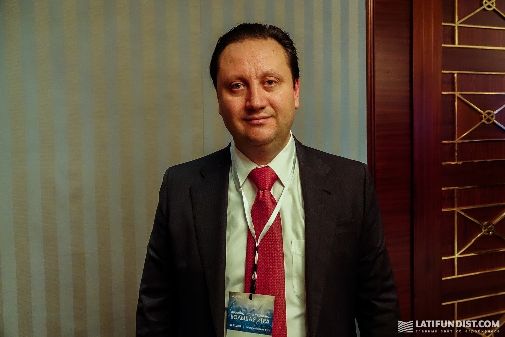Виталий Иванченко, директор по развитию NCH Capital Inc