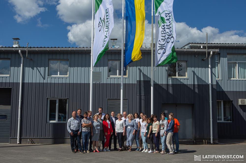 Участники пресс-тура компании «БТУ-ЦЕНТР»