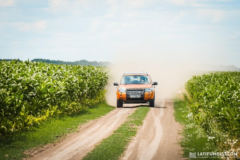На пути к товарным посевам кукурузы