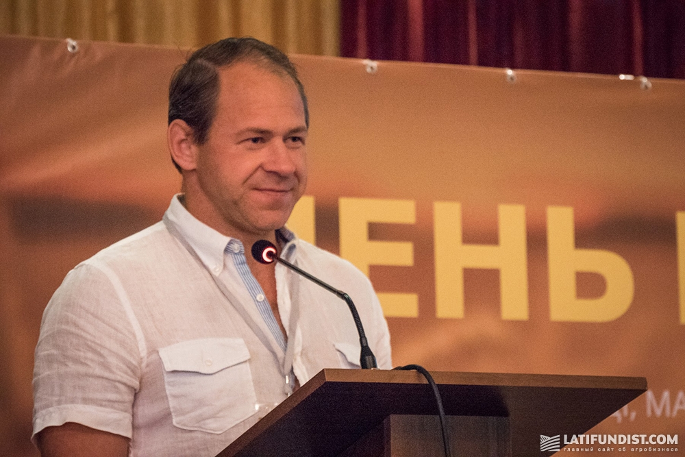 Александр Жиглатый, директор компании «БиоДобрива»