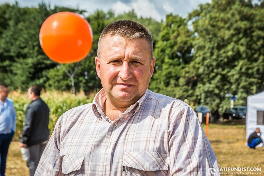Валентин Королюк, директор агрофирмы «Подольская зерновая компания»
