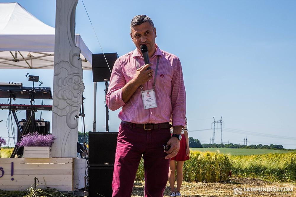 Виктор Карбивский, генеральный директор «Лимагрейн Украина»