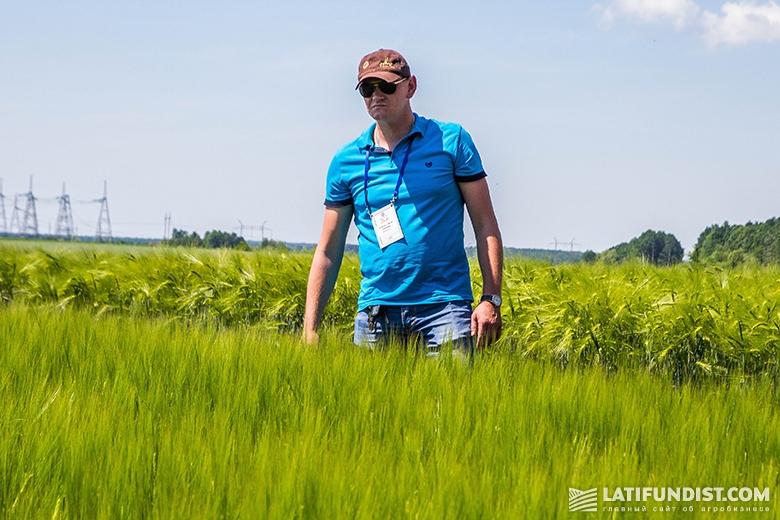 Александр Лирник, руководитель Винницкого структурного подразделения компании «Бизон-Тех»