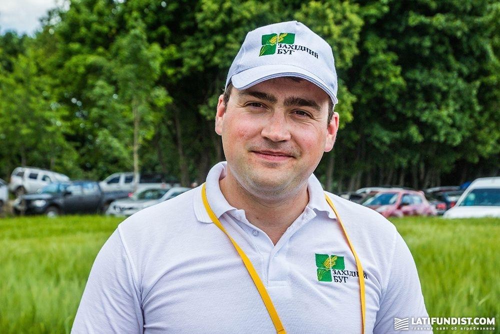 Игорь Левковский, агроном-семеновод холдинга «Западный Буг»