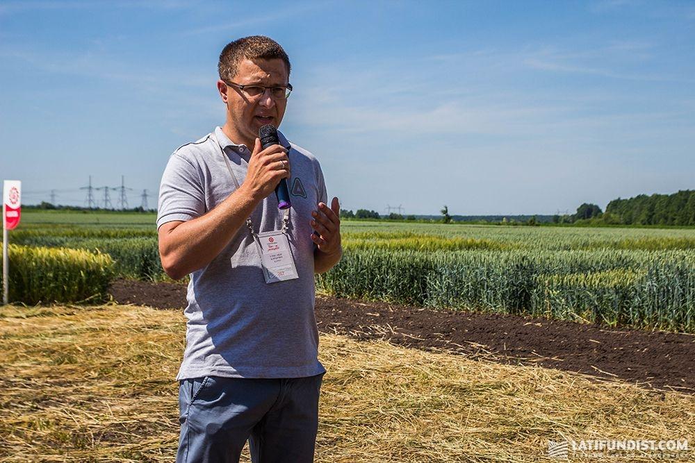Александр Клименко, руководитель отдела по продажам «Адама Украина»