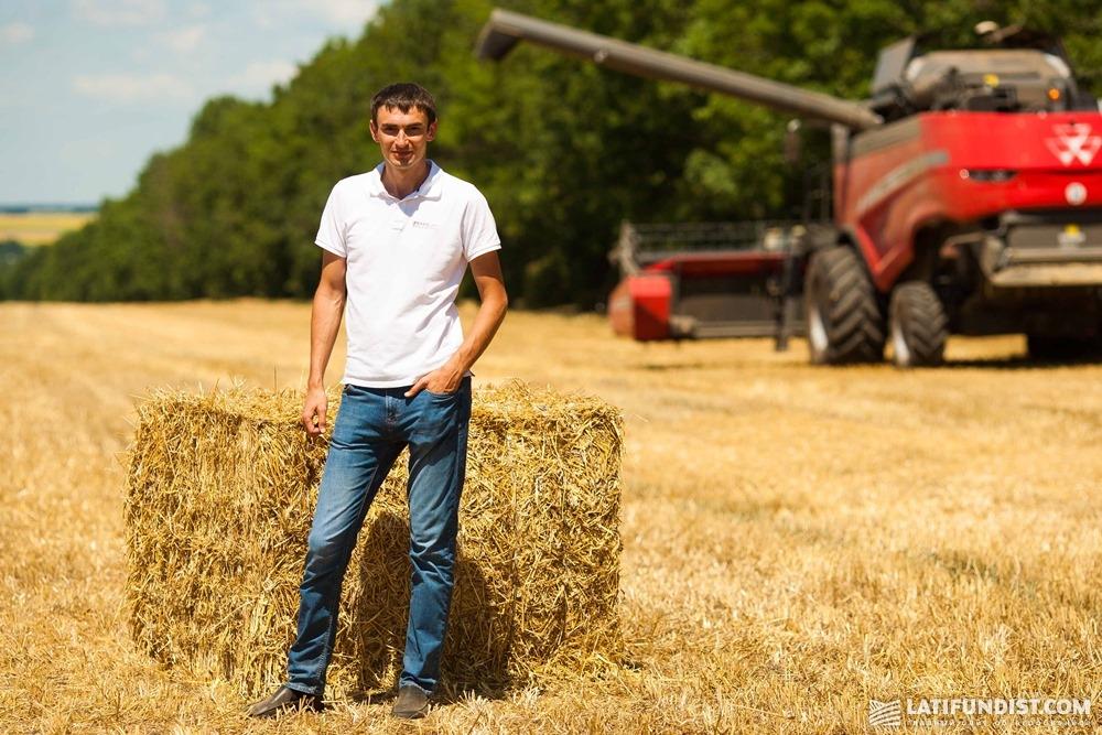 Виталий Денисенко, руководитель подразделения продаж «Цеппелин Украина»