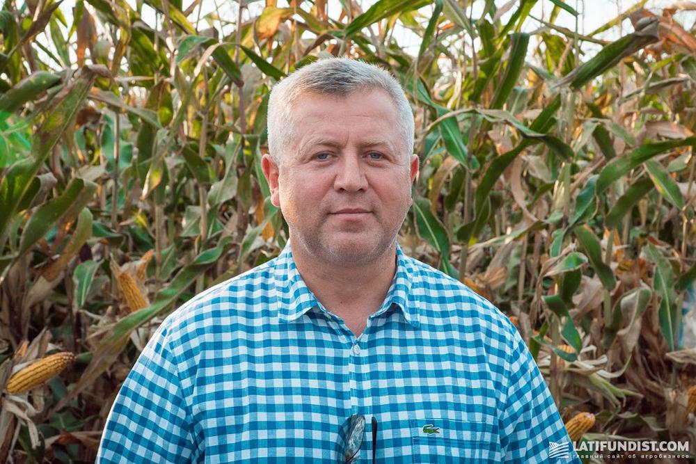 Зигмунд Лампка, директор компании «Лампка Агро»