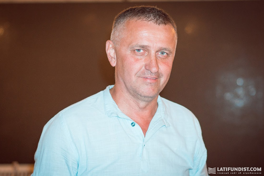 Владимир Бортник, директор «Яровит Инвест»
