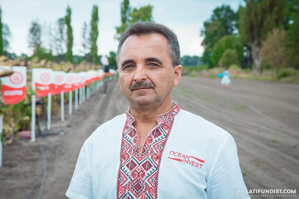 Вячеслав Каракоша, менеджер компании «Океан Инвест»