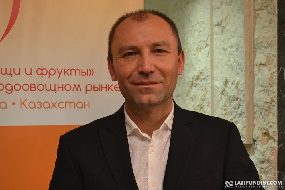 Андрей Ярмак, экономист департамента технического сотрудничества продовольственной и сельскохозяйственной организации ООН (ФАО)