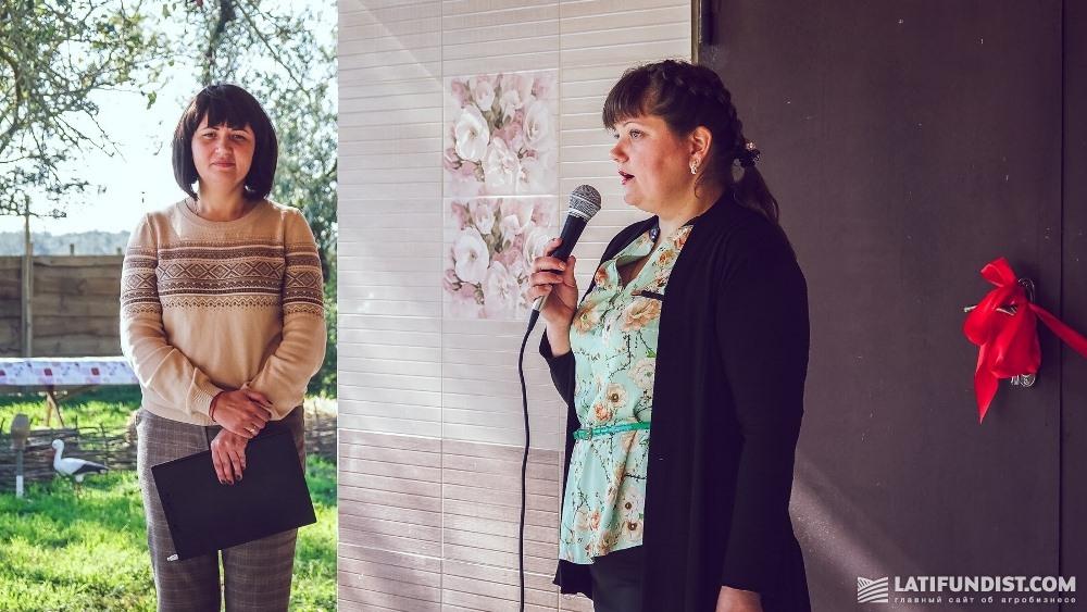 Наталья Зиновская рассказывает о планах на будущее