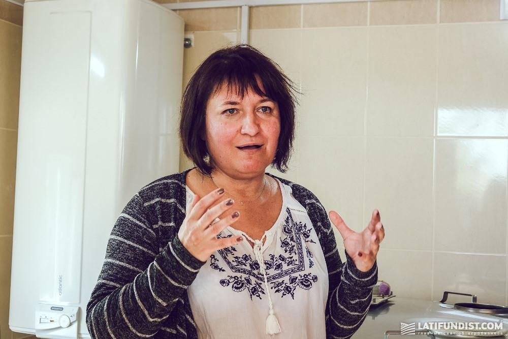 Светлана Жаглова, менеджер отдела закупок молока компании «Данон»
