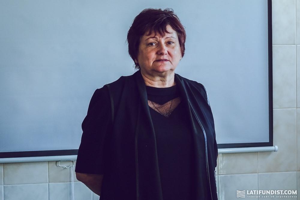 Светлана Кудако, председатель кооператива «Могучий»