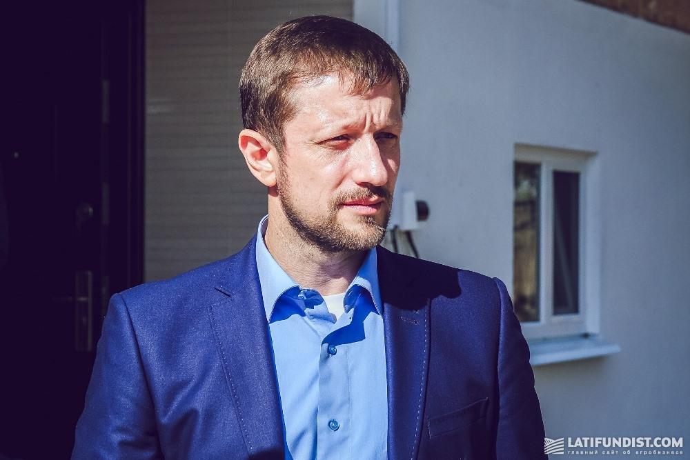 Михаил Юзва, директор по производству завода «Данон Днепр»