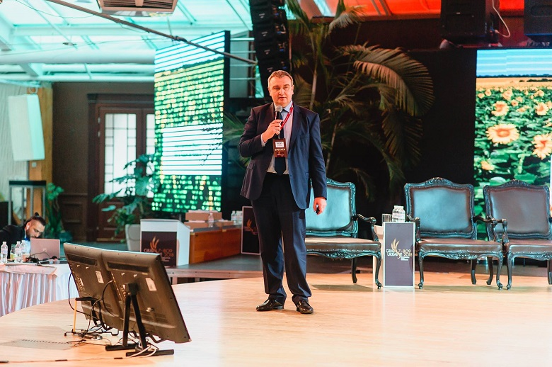 Сергей Булавин, вице-президент компании AgroGeneration