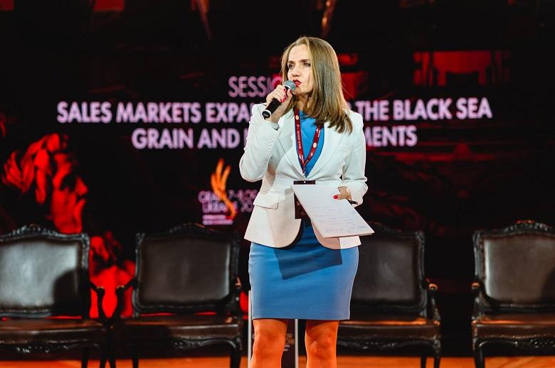 Иванна Дориченко, управляющий директор TRADAIDE