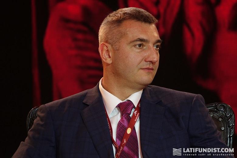 Олег Левченко, генеральный директор GrainCorp Ukraine