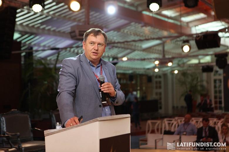 Владимир Осадчук, генеральный директор COFCO Agri Ukraine