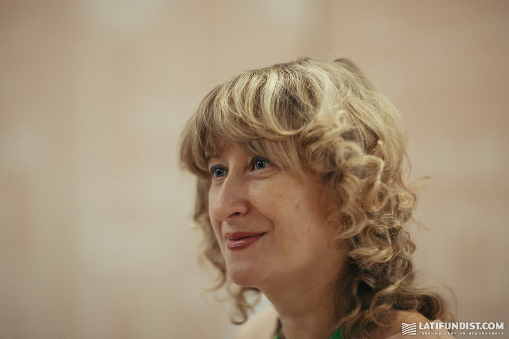 Юлия Коломиец, доктор сельскохозяйственных наук, доцент кафедры экобиотехнологий и биоразнообразия НУБиП Украины