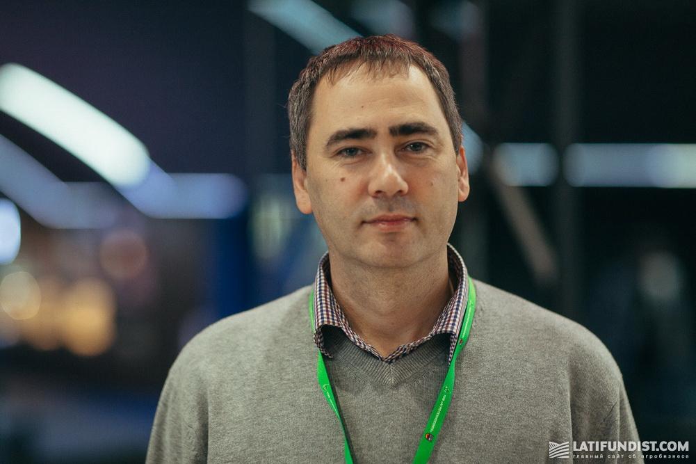 Олег Влаев, компания «Агриском»