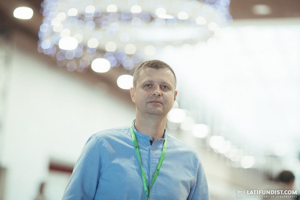 Сергей Патык, компания «Агро Элит»