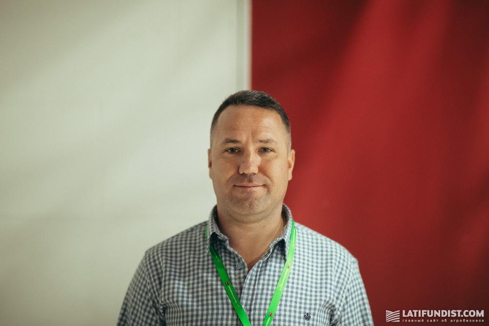 Юрий Цанга, компания «ТД «Агро Успех Юг»