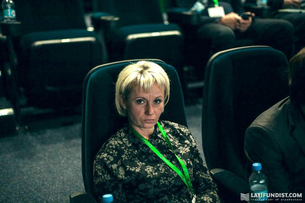 Оксана Мурач, и.о. заведующего отделом растениеводства Института сельского хозяйства Юго-Востока