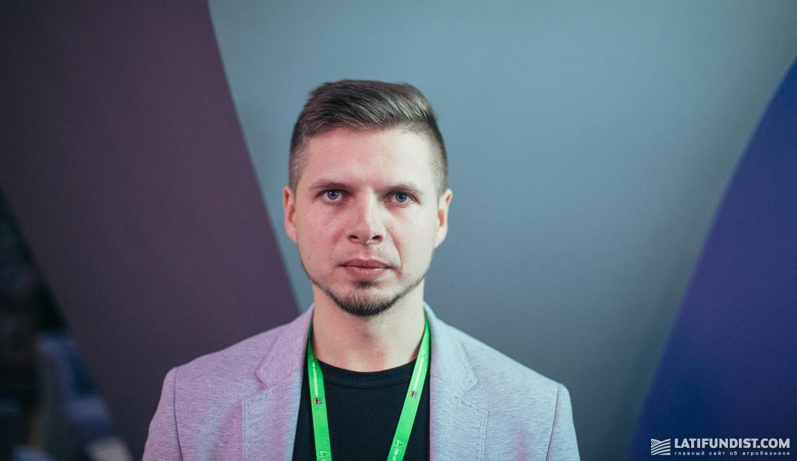 Сергей Галабурда, агроном-консультант по территории Западной Украины «Суффле Агро Украина»