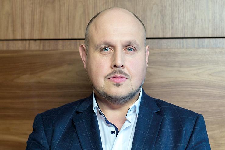 Александр Ильин, финансовый директор UKRAVIT