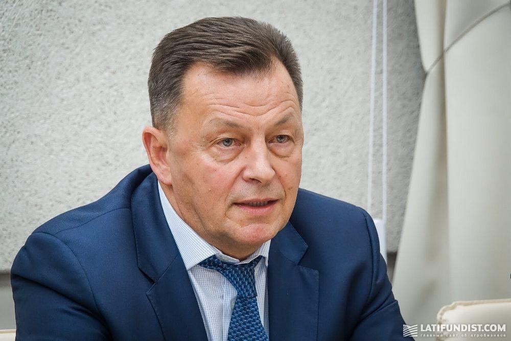 Александр Лапа, директор коммерческого департамента UKRAVIT