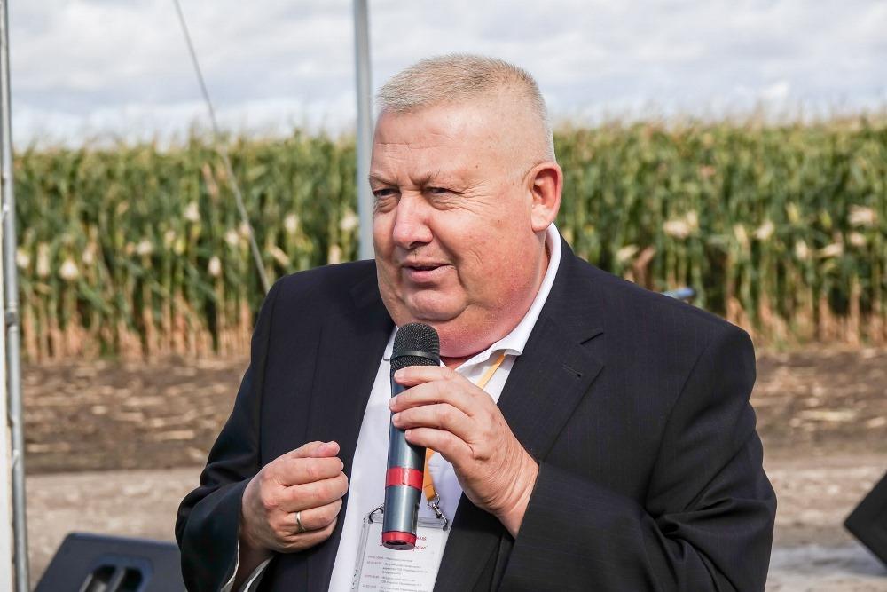 Олег Крижовачук, директор агропредприятия «Украина», Герой Украины