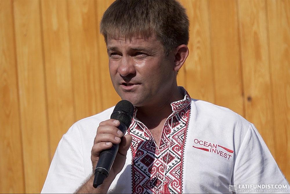 Евгений Зобнев, региональный менеджер «Океан Инвест»