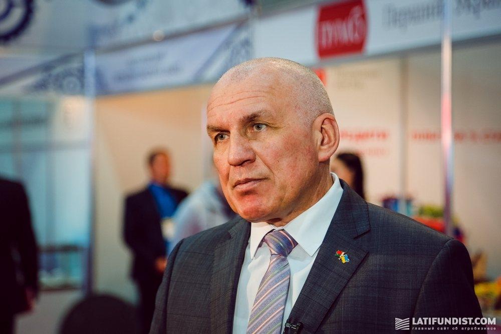Игорь Сокол, Чрезвычайный и Полномочный Посол Республики Беларусь в Украине