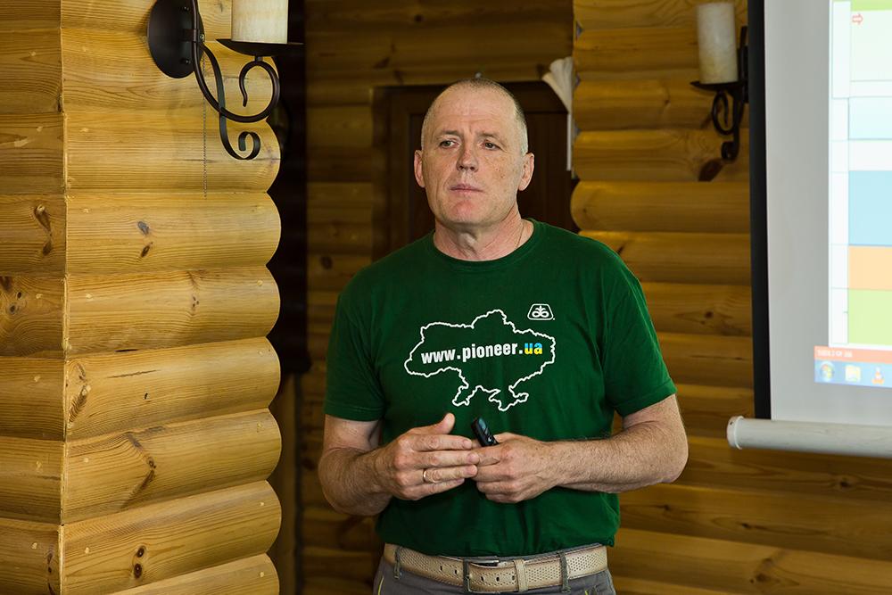 Григорий Колесниченко, региональному менеджеру по агрономической поддержке