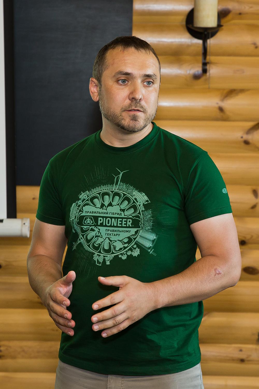 Роман Нижник, руководитель департамента продаж и маркетинга компании Pioneer в Украине