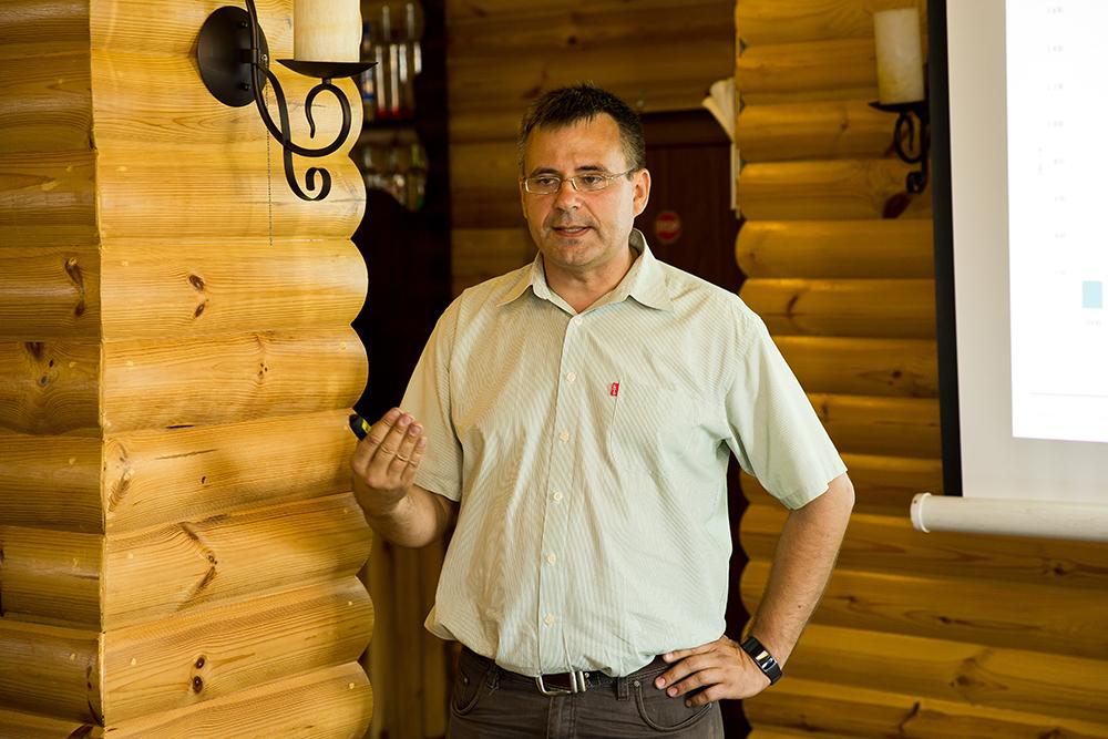 Сергей Резниченко, менеджер отдела маркетинга DuPont Pioneer Украины