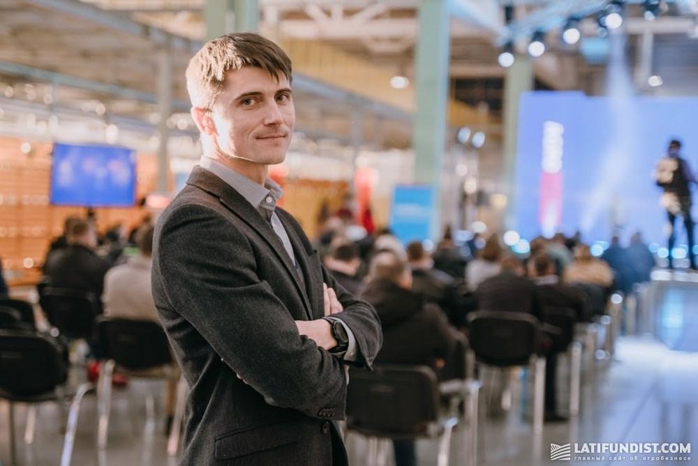 Александр Мащенко, основатель сервисов Zernovoz.ua и Zernotorg.ua