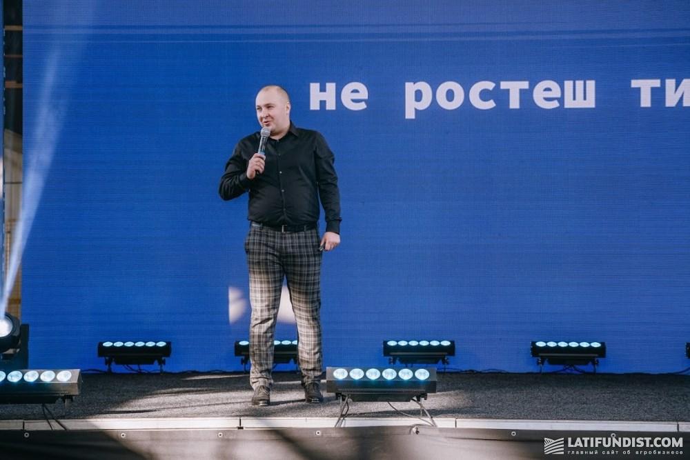 Андрей Каприца, директор ФГ «Флора А.А.»
